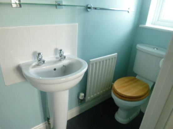 Ensuite Shower Room/Wc