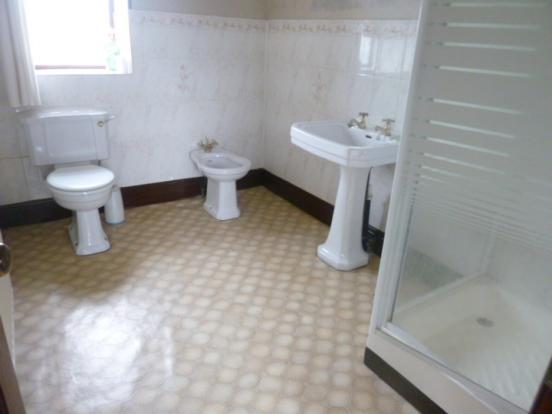 Showe room/Wc