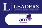 Leaders incorporating Aston Mead, New homes branch logo
