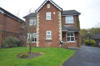 4 bedroom Detached property for sale in Spring Meadows, Darwen...