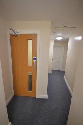 Heated Corridors