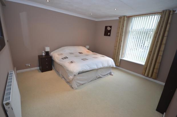 Superb Master Bed...