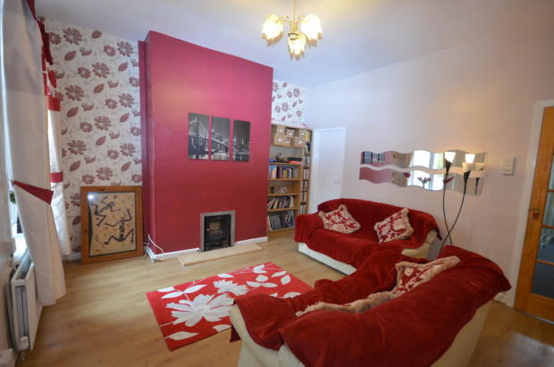 Gorgeous lounge