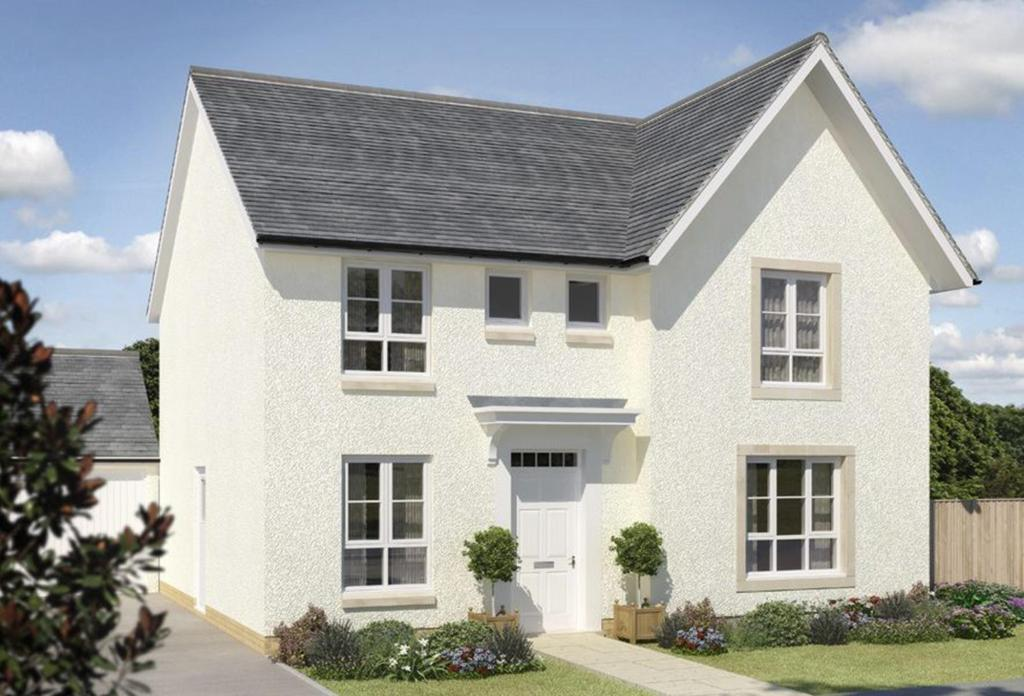 4 Bedroom Detached House For Sale In Millgate Winchburgh