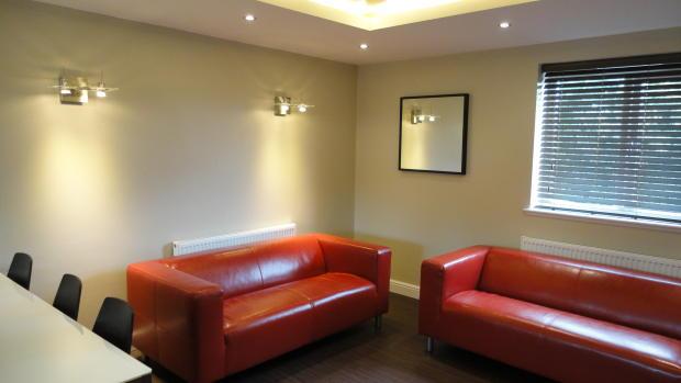 Lounge Cinema Lights