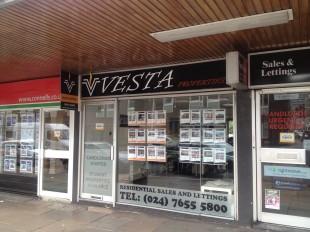 Vesta Properties, Coventry - Lettingsbranch details