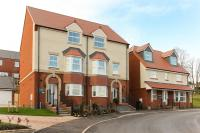 4 bed new development in Allt-Yr-Yn Avenue...