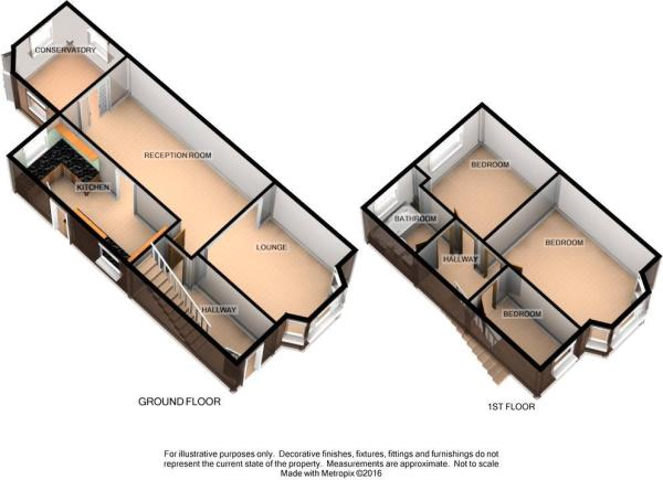 Floor plan 48 Raglan