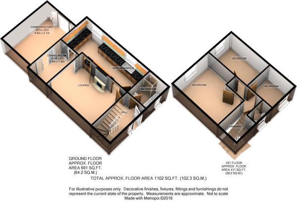 Floor Plan 325 Barto