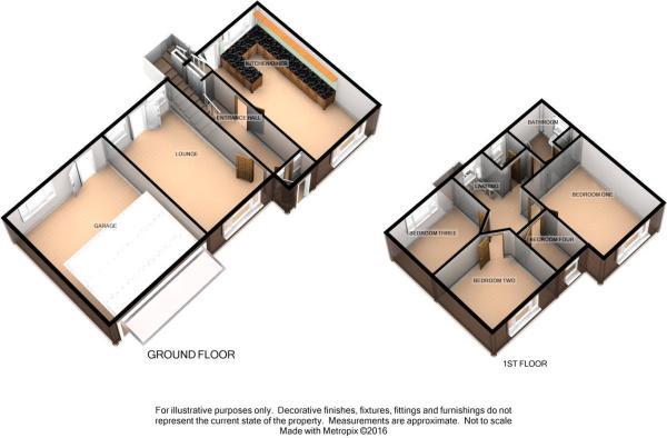 Floor Plan 204 Park