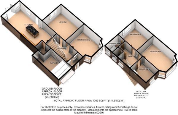 Floorplan 4 Leyburn
