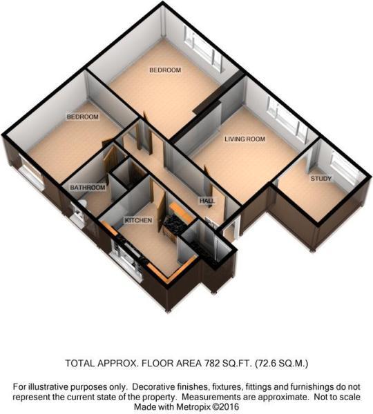 Floorplan 22 Wansbec