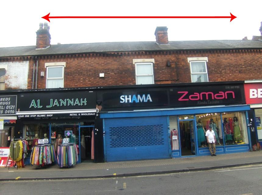 Commercial Property For Sale On Alum Rock Road Birmingham Uk