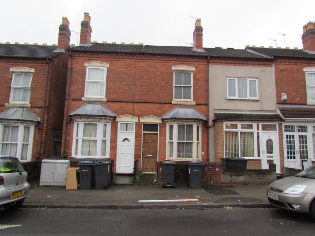 2 Bedroom Terraced House For Sale In Oldknow Road Birmingham B10 B10