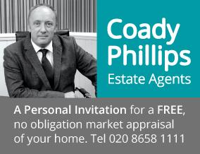 Get brand editions for Coady Phillips, Beckenham