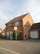 semi detached home in Smalley Drive, Oakwood...