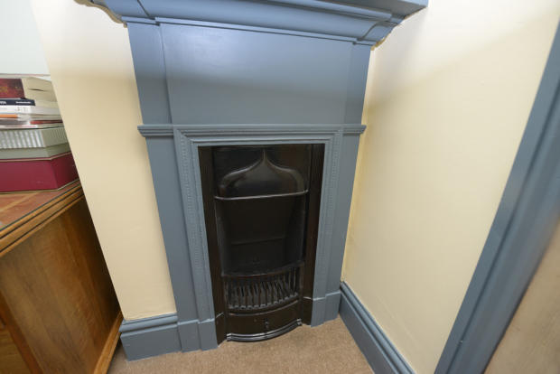 Bedroom1 fire