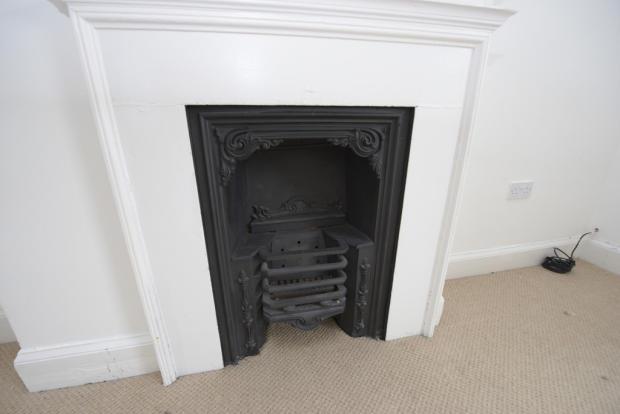 Bedroom3 Fire