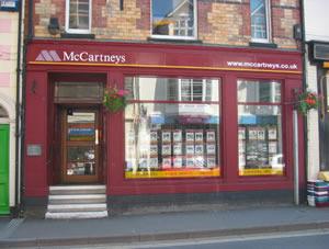 McCartneys LLP, Builth Wellsbranch details