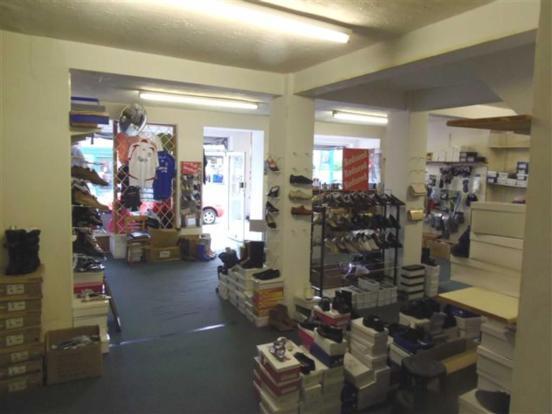 Retail Area: