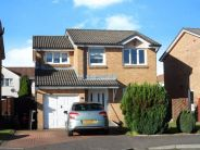 4 bed Detached house in Crofters Way...
