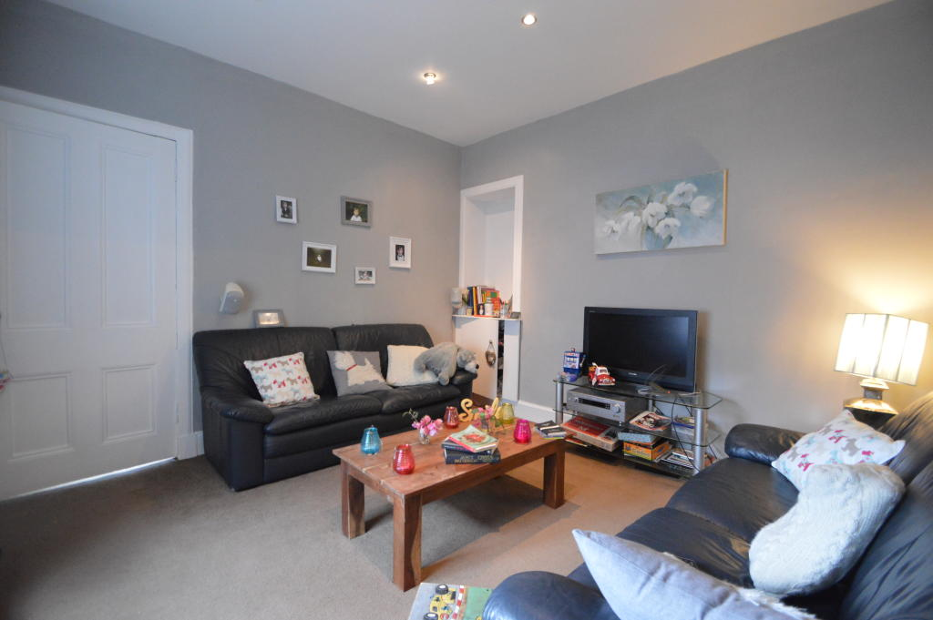 3 bedroom semi detached house for sale in howard street for Living room kilmarnock