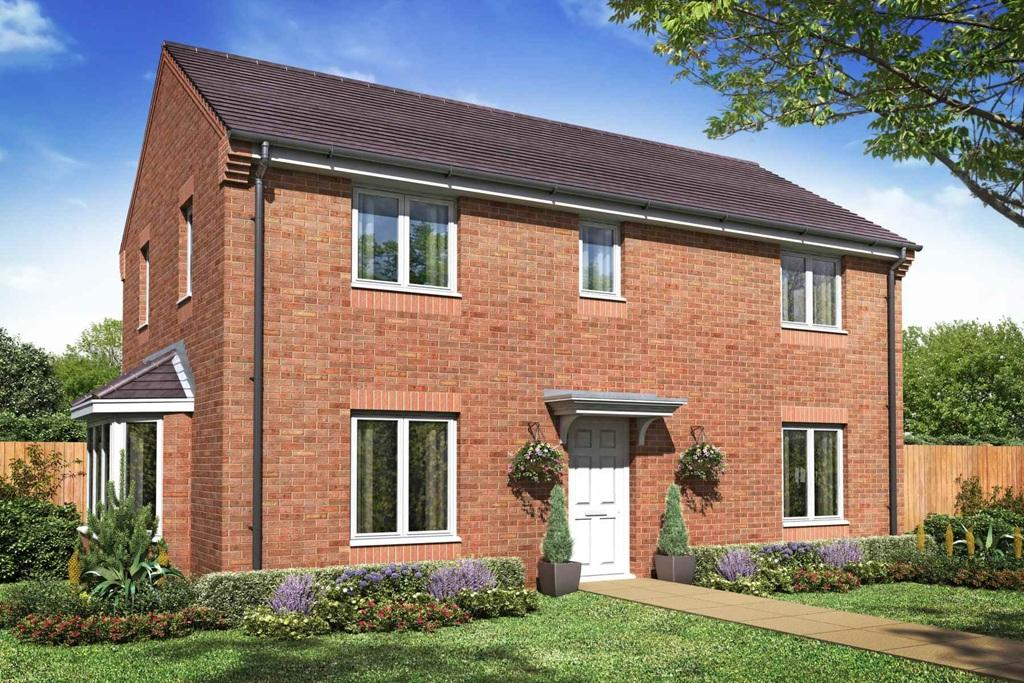 3 bedroom detached house for sale in northfield road