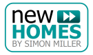 Simon Miller & Company, New Homes branch logo