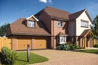 6 bed new property for sale in Bassett Green Road...