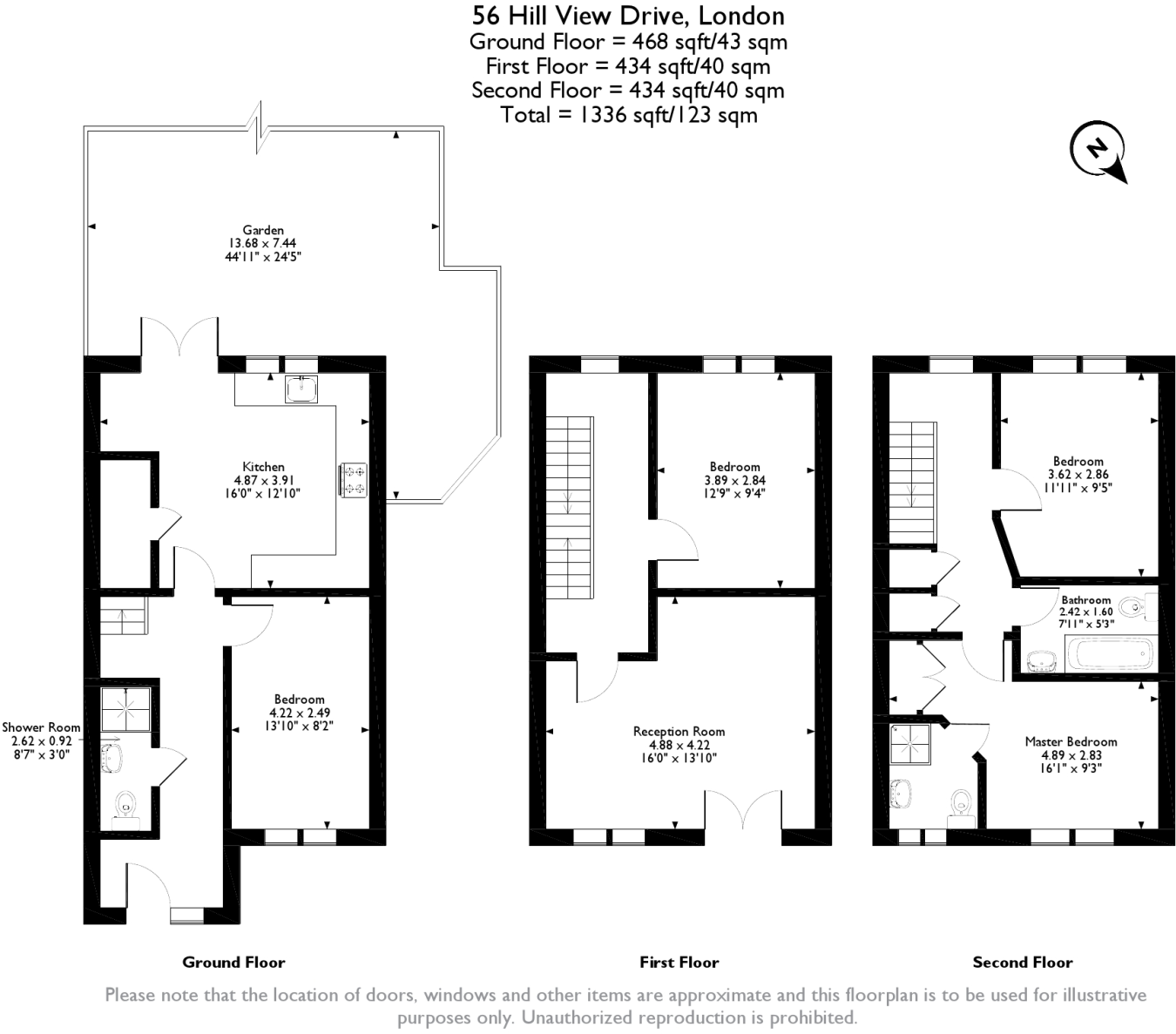 4 bedroom end of terrace house for sale in hill view drive se28 se28