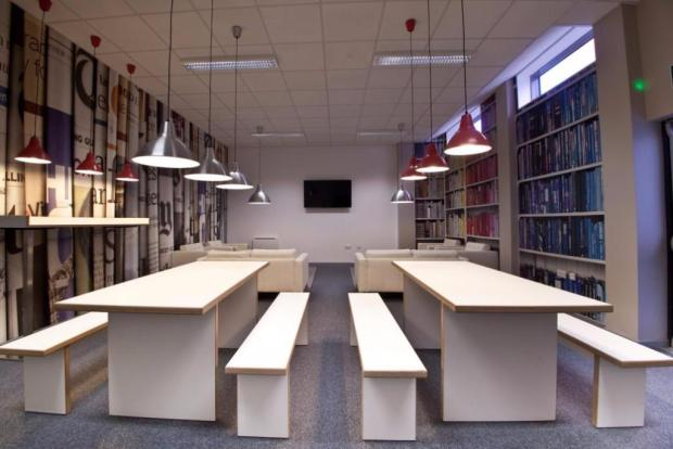 Great study spaces