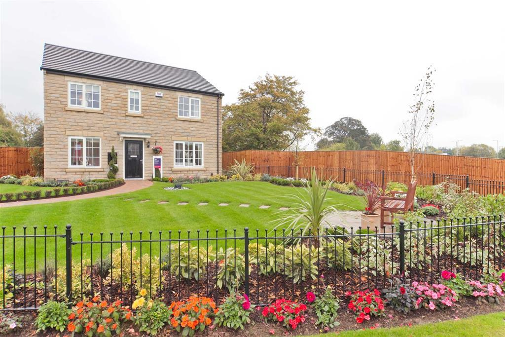 Actual Shelford show home at Sycamore Park