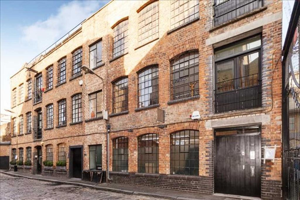 property for sale in 15 Cotton's Gardens, Shoreditch, London, E2 8DN