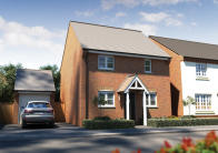 3 bedroom new property for sale in Stanford Road, Shefford...