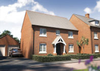 new home for sale in Stanford Road, Shefford...