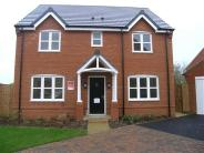 4 bedroom new home for sale in Orchard Close...