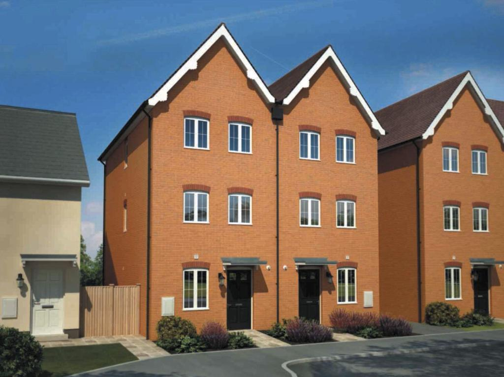 4 bedroom end of terrace house for sale in pinn hill for Terrace exeter