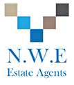 N.W.E Estate Agents, Southport logo
