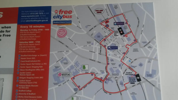 Free City Bus