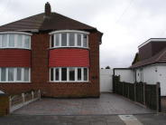 2 bedroom semi detached home in Flamborough Close...