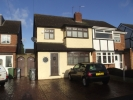 semi detached home in Balmoral Drive...