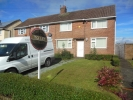 semi detached house to rent in Churchill Road, Bentley