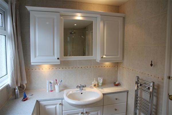 Bath/Shower Room & W.C.