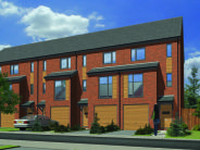 new development for sale in Oaklands Road, Salford...