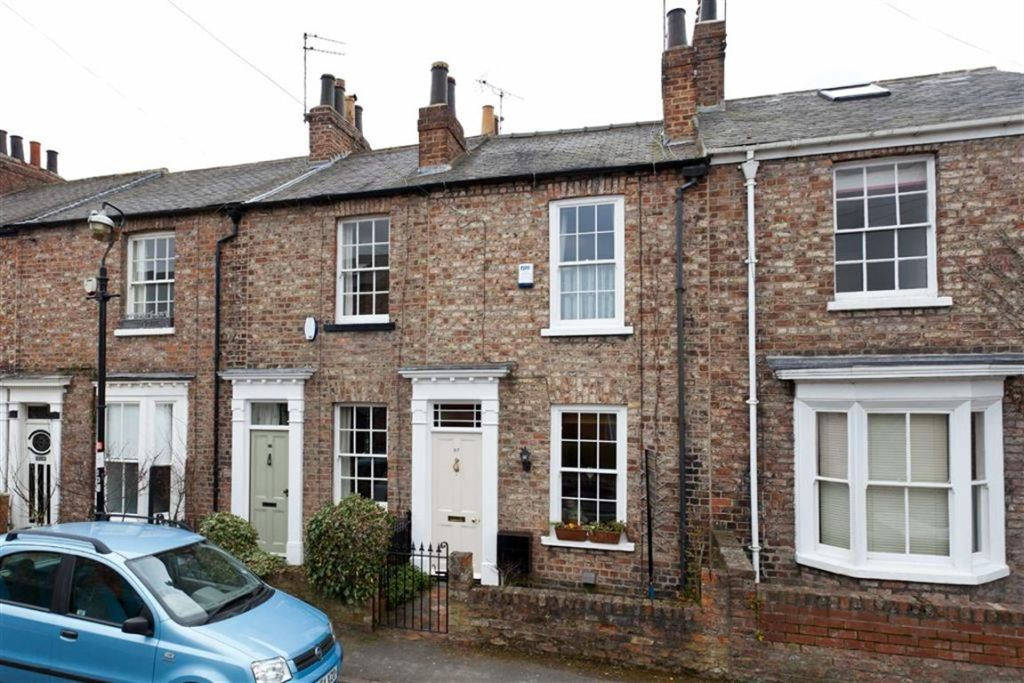 2 bedroom terraced house for sale in alma terrace york