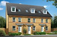 4 bed new property for sale in Wolston Close, Shirley...