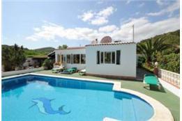 Detached Villa for sale in Balearic Islands, Ibiza...