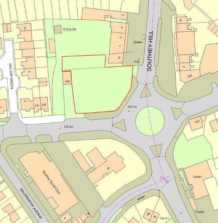 Building Land For Sale Sheffield