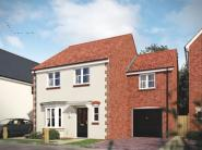 4 bed new house for sale in Westerleigh Road, Yate...