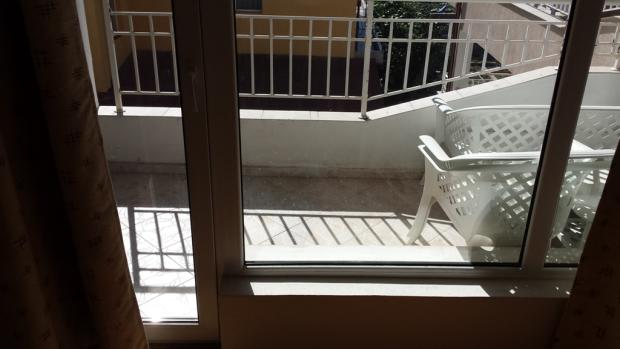 2nd balcony door